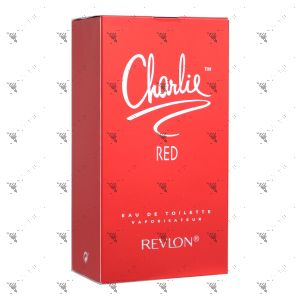 Charlie EDT 100ml Red