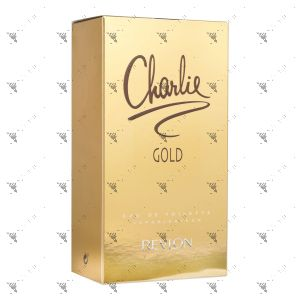 Charlie EDT 100ml Gold