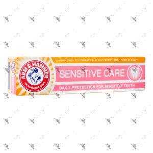 Arm & Hammer Toothpaste Baking Soda Sensitive Care 125g