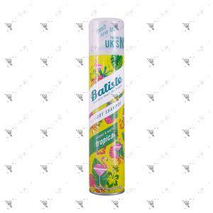 Batiste Dry Shampoo 200ml Coconut & Exotic Tropical