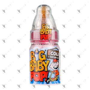 Bazooka Big Baby pop! Strawberry 32g