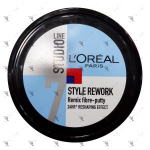 Studio Line Remix 150ml Texturizing Styling Paste