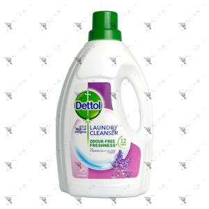 Dettol Laundry Cleanser 1.5L Soothing Lavender