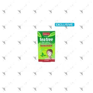 Beauty Formulas Tea Tree Deep Cleansing Nose Pore Strip 6s