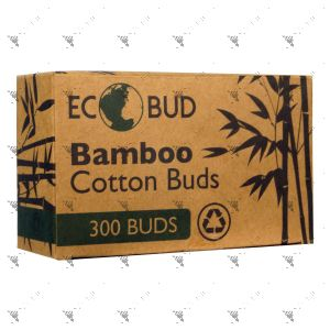 County Bamboo Cotton Buds 300s Paper Box