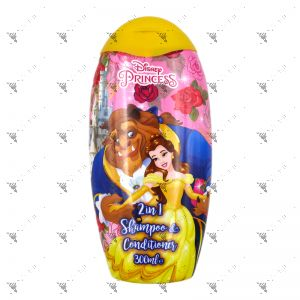 Disney Princess 2in1 Shampoo & Conditioner 300ml