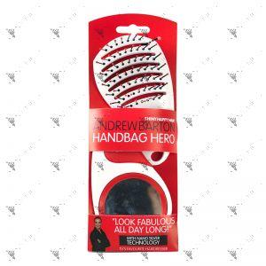 Andrew Barton Hand Bag Hero Hair Brush 1s
