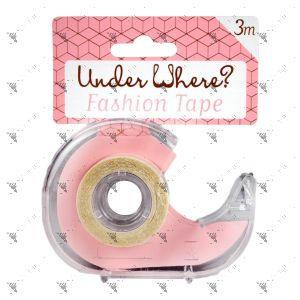 Pretty Under Where? Fashion Tape with Dispenser