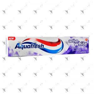 Aquafresh Toothpaste 125ml Active White