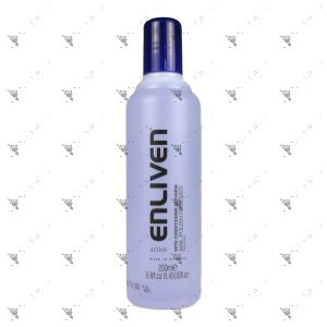 Enliven Nail Polish Remover 250ml with Conditioning Glycerin