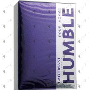 Fine Perfumery Laghmani London Humble Pour Homme EDT 100ml