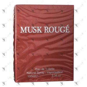Fine Perfumery Musk Rouge EDT 100ml