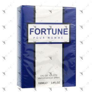 Fine Perfumery Fortune Pour Homme EDT 100ml