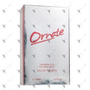 Fine Perfumery Ornate EDT 100ml
