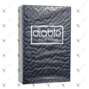 Fine Perfumery Diablo Pour Homme EDT 100ml