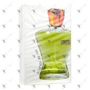Fine Perfumery Matcho For Men EDT 100ml