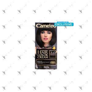 Cameleo Perm Hair Colour Cream 3.0 Dark Brown