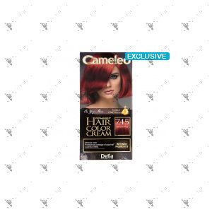 Cameleo Perm Hair Colour Cream 7.45 Intensive Red