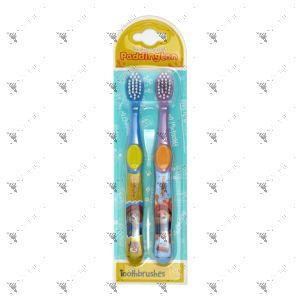 Kokomo Paddington Toothbrush Soft 2s