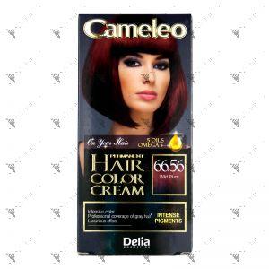 Cameleo Perm Hair Colour Cream 66.56 Wild Plum