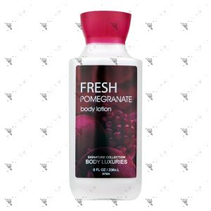 Signature Collection Body Lotion 236ml Fresh Pomegranate