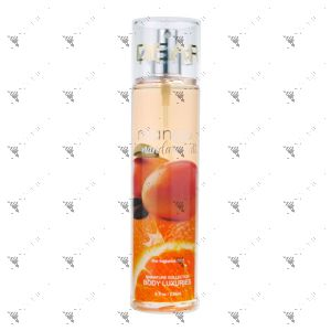 Signature Collection Body Luxuries Fine Fragrance Mist 236ml Mango Mandarin Tutti