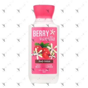Signature Collection Body Lotion 236ml Berry Vanilla
