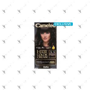 Cameleo Perm Hair Colour Cream 3.3 Dark Chocolate Brown