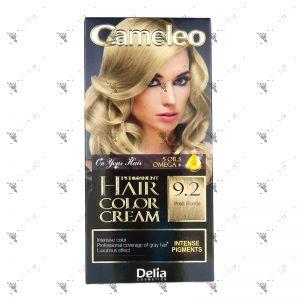 Cameleo Perm Hair Colour Cream 9.2 Pearl Blond