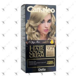 Cameleo Perm Hair Colour Cream 9.2 Pearl Blond