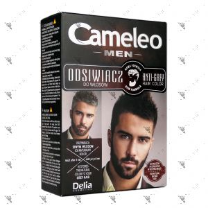 Cameleo Anti-Grey Hair Colour for Men (Brown)