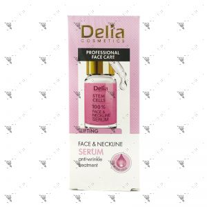 Delia Face & Neckline Serum 10ml Lifting