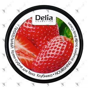Delia Body Cream Strawberry Souffle 200ml