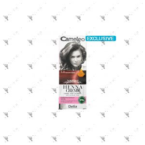 Cameleo Herbal Hair Coloring Cream 5.6 Mahogany Brown