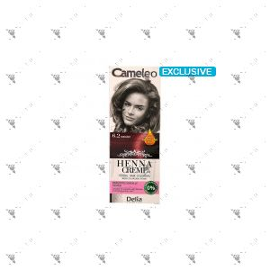 Cameleo Herbal Hair Coloring Cream 6.2 Burgundy