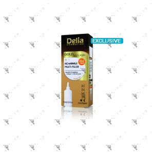 Delia Gold & Collagen No Wrinkle Multi Filler 15ml