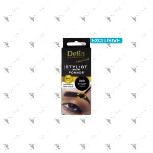 Delia Eyebrow Expert Stylist Dark Brown