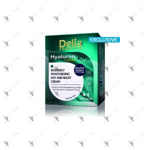 Delia Hyaluron Fusion Intensely Moisturising Day & Night Cream 50ml