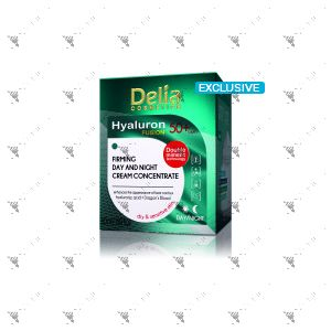 Delia Hyaluron Fusion Firming Day & Night Cream Concentrate 50ml