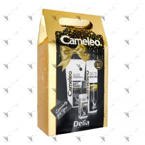 Cameleo BB Salt Free Keratin Shampoo Anti Damage 250ml + Conditioner 200ml + Serum 55ml