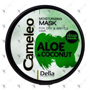 Cameleo Moisturizing Mask 200ml Aloe & Coconut
