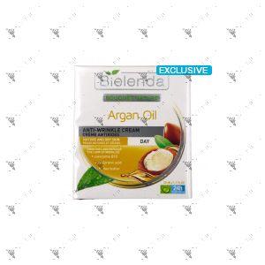 Bielenda Bouquet Nature Argan Oil Anti-Wrinkle Cream 50ml Day