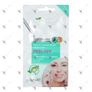 Bielenda Professional Formula Deep Cleansing Peel-Off Face Mask 2x5g