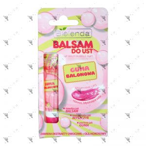 Bielenda Lip Balm Bubble Gum 10g