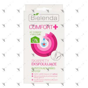 Bielenda Comfort+ Exfoliating Socks 2x20ml
