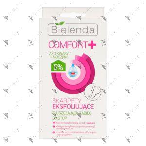 Bielenda Comfort+ Exfoliating Socks 2x20ml