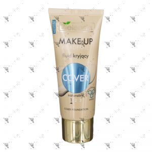 Bielenda Make-Up Fluid Cover Foundation 30g Natural 01