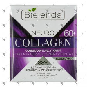 Bielenda Neuro Collagen Restoring Anti-Wrinkle Cream-Concentrate 60+ Day/Night 50ml