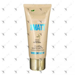 Bielenda Total Look Make - Up Nude Matt Fluid 30g Mattifying Foundation 03