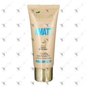 Bielenda Total Look Make - Up Nude Matt Fluid 30g Mattifying Foundation 03